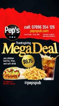 Thanksgiving Megadeal Video