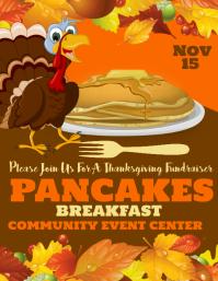 Thanksgiving Pancake Breakfast
