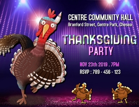 Thanksgiving Party 2019