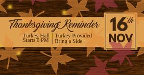 Thanksgiving Reminder