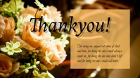 THANKYOU CARD Pantalla Digital (16:9) template