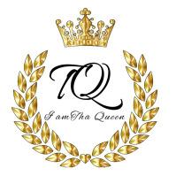 ThaQueen logo 徽标 template