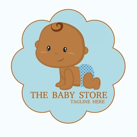The Baby Store Logo