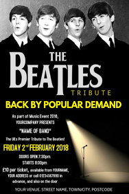 The Beatles Tribute Event
