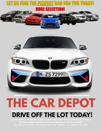 THE CAR DEPOT
