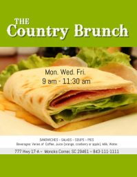 The Country Brunch