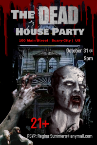 The Dead House Party