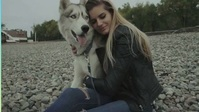 The Dog and Animals YouTube Thumbnail template