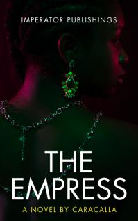 the empress novel fantasy book ebook cover Kindle-Cover template