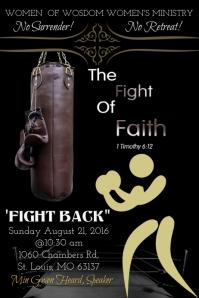 The Fight Of Faith