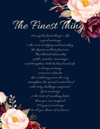 Boho Wedding Poem