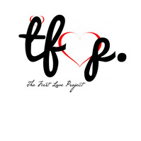 The First Love Project a Logo template