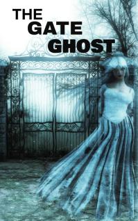 THE GATE GHOST BOOK TEMPLATE Portada de Kindle