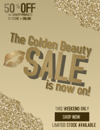 The Golden Beauty Sale