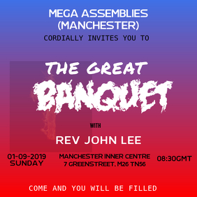 The Great Banquet