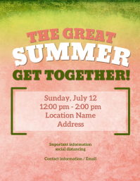The Great Summer Get Together