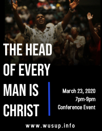 the Head of every man is Christ