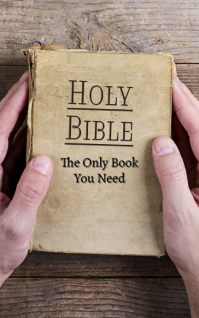 The Holy Bible template Ikhava Yencwadi