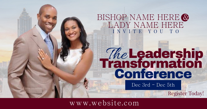 The Leadership Transformation Conference