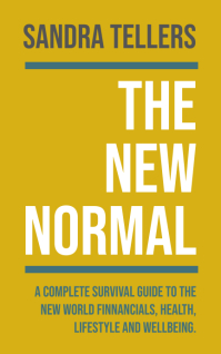 The new normal lifestyle kindle book cover