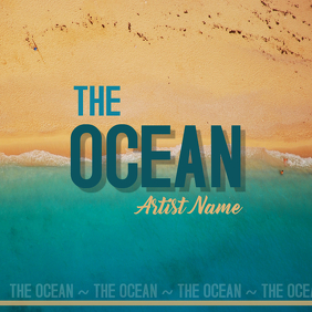 The ocean album cover