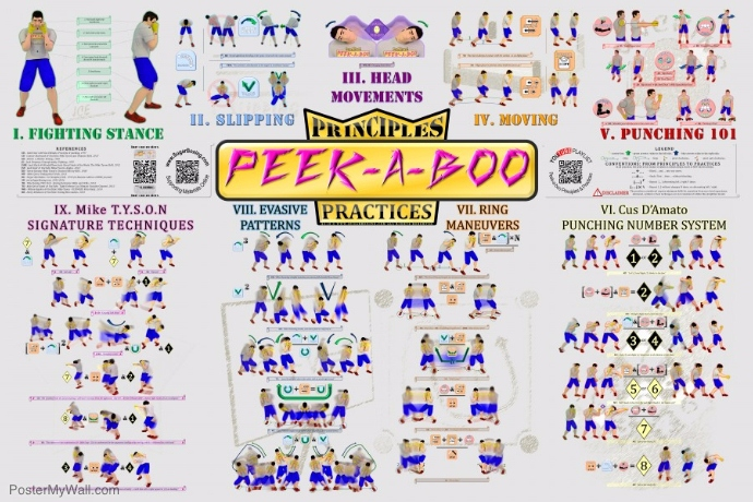 The Peek-a-boo Principles & Practices Poster