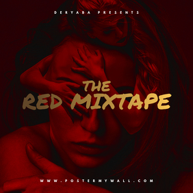 The Red Mixtape CD Cover