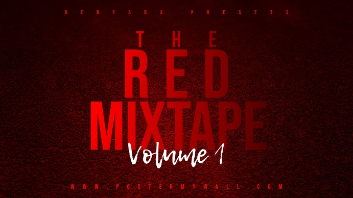 The Red Mixtape Youtube Thumbnail