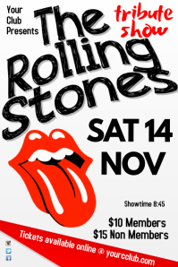 The Rolling Stones Tribute Show