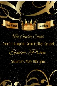 The royal Evening school Prom