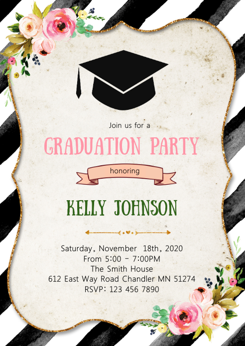The tassel was worth the hassle card A6 template