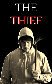 THE THIEF BOOK TEMPLATE ปก Kindle