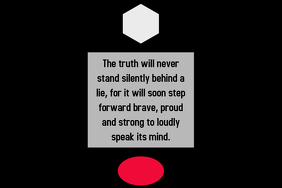 The Truth Will Bring You Peace
