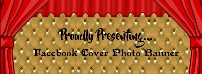 Theater Facebook Cover Banner