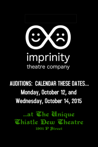 Theatre Company Auditions