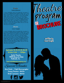 Theatre Program/TitlePage