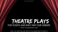 Theatre Template Digital Display (16:9)