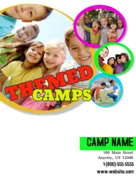 Themed Summer Camps