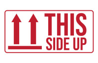 This side up Stamp Sign Tabloid template