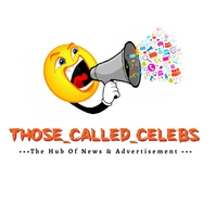 Those called celebs Logotyp template