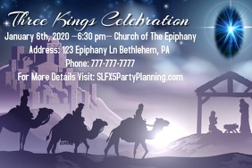 Three Kings Event