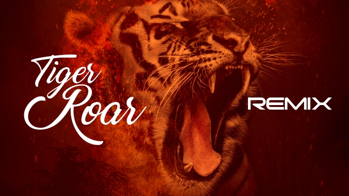 Tiger Roar Youtube Thumbnail