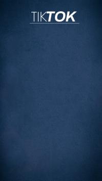 Tiktok deep grunge blue texture background template