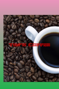 Tim Horton's Coffee