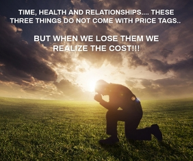 TIME AND RELATIONSHIP QUOTE TEMPLATE Malaking Rektangle