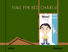 Time For Bed Charlie
