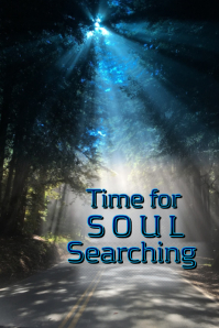 Time for Soul Searching Poster