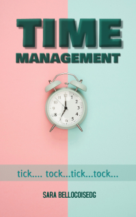TIME MANAGEMENT BOOK COVER