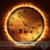 time Mixtape/Album Cover A