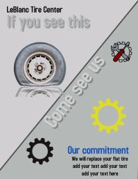 tire center/automotive/car repair/flat tires